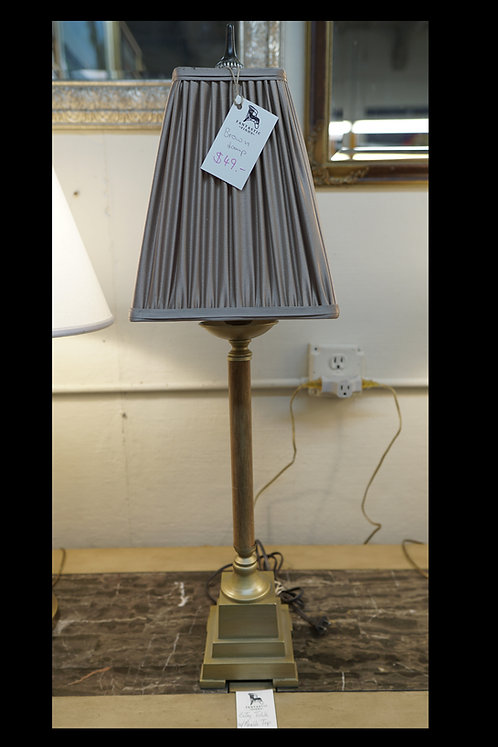 Brown Lamp $49.00
