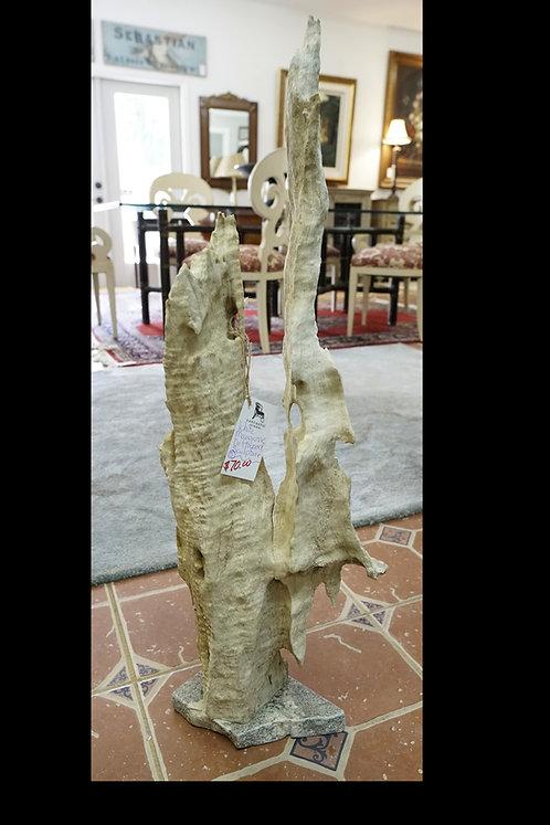 White Mangrove Driftwood Sculpture $70.00