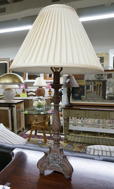 Pair of Candlestick Lamps (one shown) $89.00