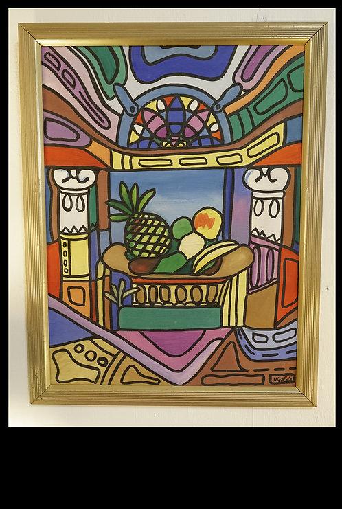 Nicholas Delgado Painting $499.00