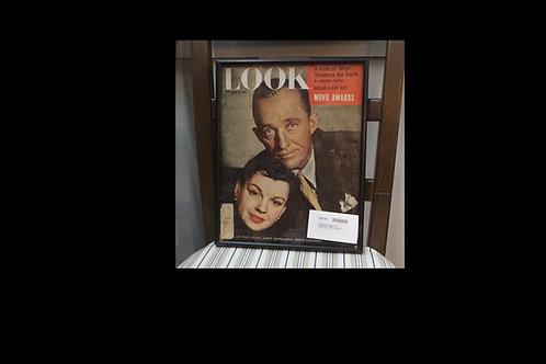 Assorted Framed Vintage Magazine Covers $29.00 each