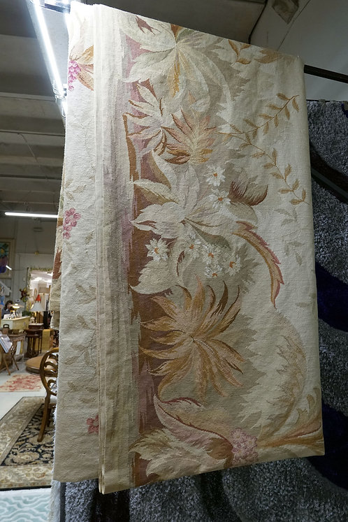 """Needlepoint Hand-knotted Oriental Rug 20' x 13'6"""" $999.00"""