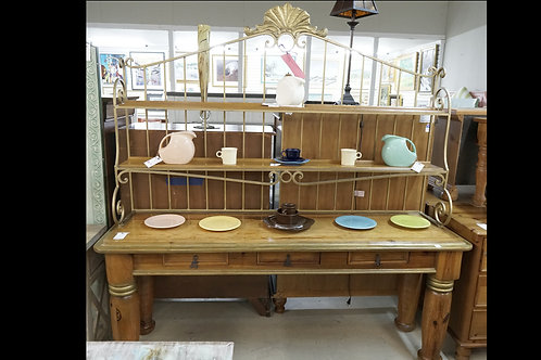 French Country Large Baker's Rack $599.00
