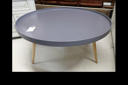 "Coastal Grey 35"" Round Table $149.00"