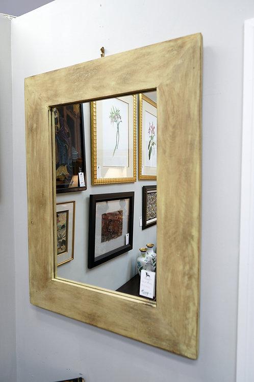 "Wood Mirror 30"" x 40 1/2"" $249.00"