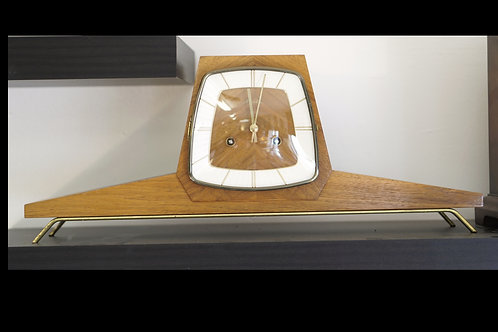 Later Art Deco Design Chiming Mantel Clock from Mauthe $449.00
