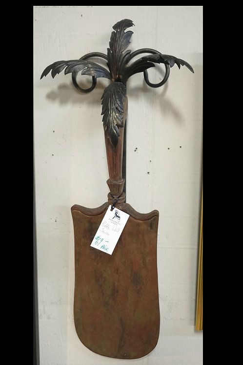 Paddle Wall Sconces- Pair $69.00