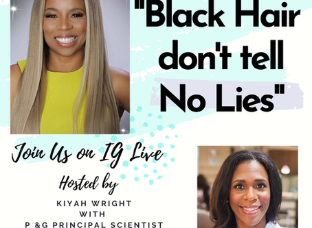 IG Live With Kiyah Wright And Dr. Rolanda Wilkerson!!!
