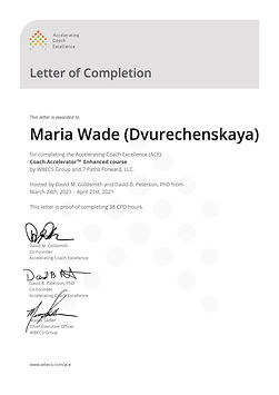 Maria Wade ACE Certification Letter.jpg