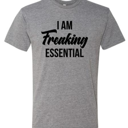 I am Freaking Essential
