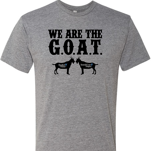Kindred at Home - G.O.A.T. Shirt