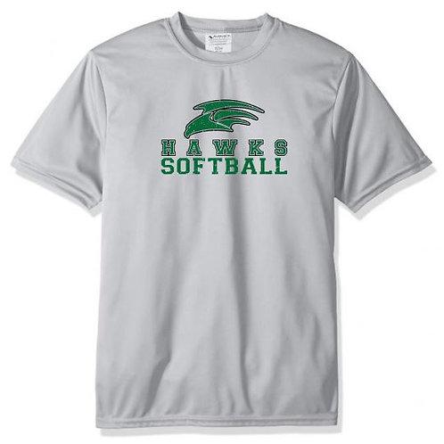 Hawks Softball Distressed