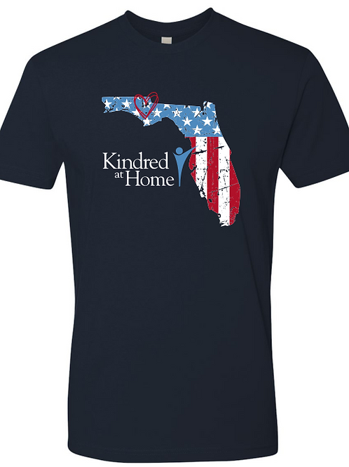 Kindred at Home - Florida Flag