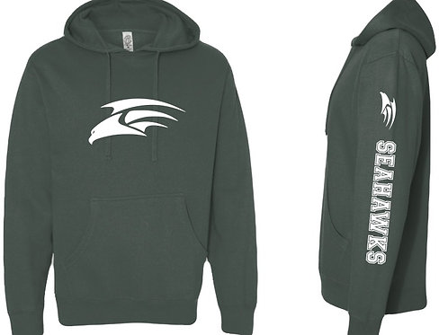 Seahawks - Hooded Sweatshirt