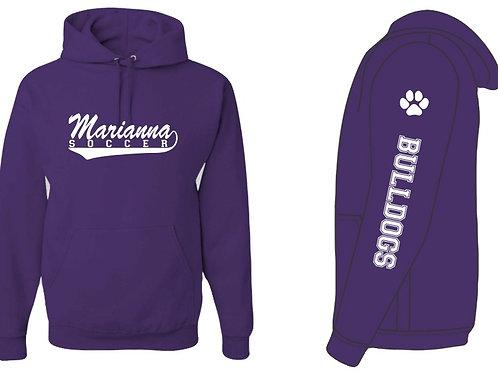 Marianna Soccer - Hooded Sweatshirt
