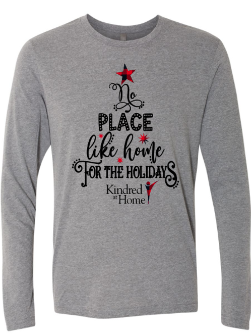 Kindred at Home - Home for Holidays - Long Sleeve