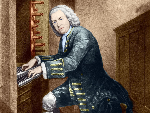 Bach: Between Puzzles and Beer