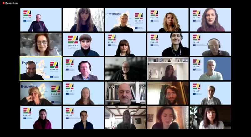 First EU4ART press conference