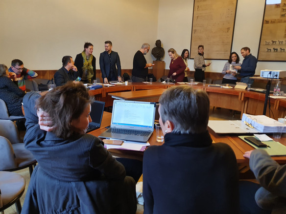Meeting in Budapest 2019