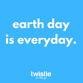 Reminder: Earth Day Is Every Day 🌎
