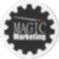 ogo Magic Marketing engrenagem