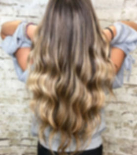 Balayage beauty by Chandler -_-___hairby