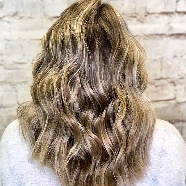 Beautiful balayage by Kristina _kwa_hair