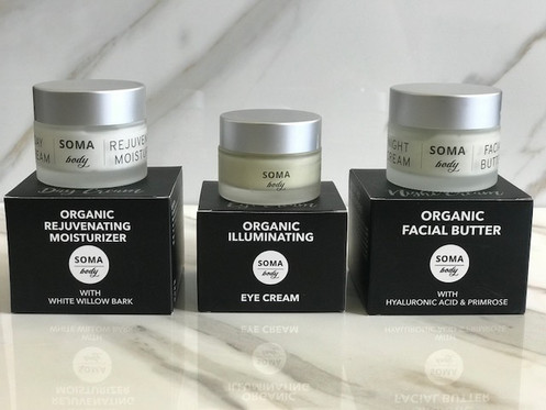 Night Cream - Facial Butter