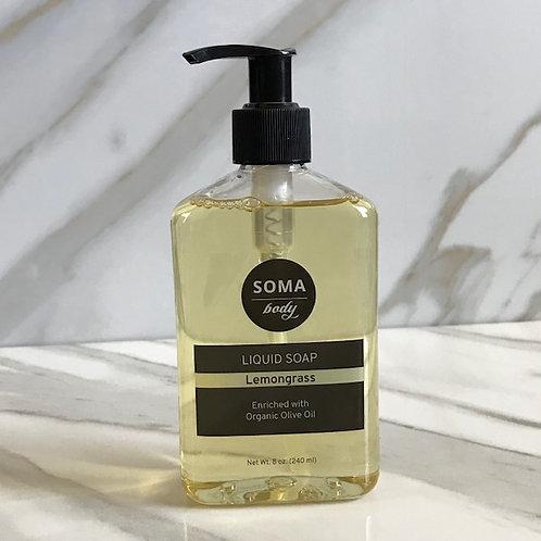 Lemongrass All Natural Liquid Soap