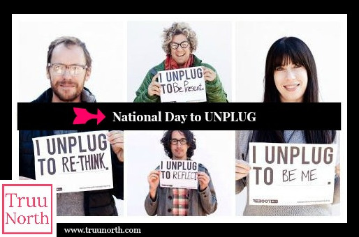 National Day of Unplugging: What Will You Do During The Digital Fast?