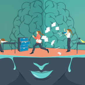 The Entrepreneur's Silent Struggle--Mental Health & Stress