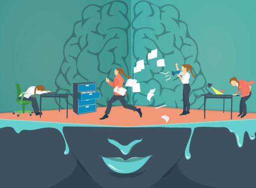 The Creative Entrepreneur's Silent Struggle Affecting Their Success--Mental Health & Stress