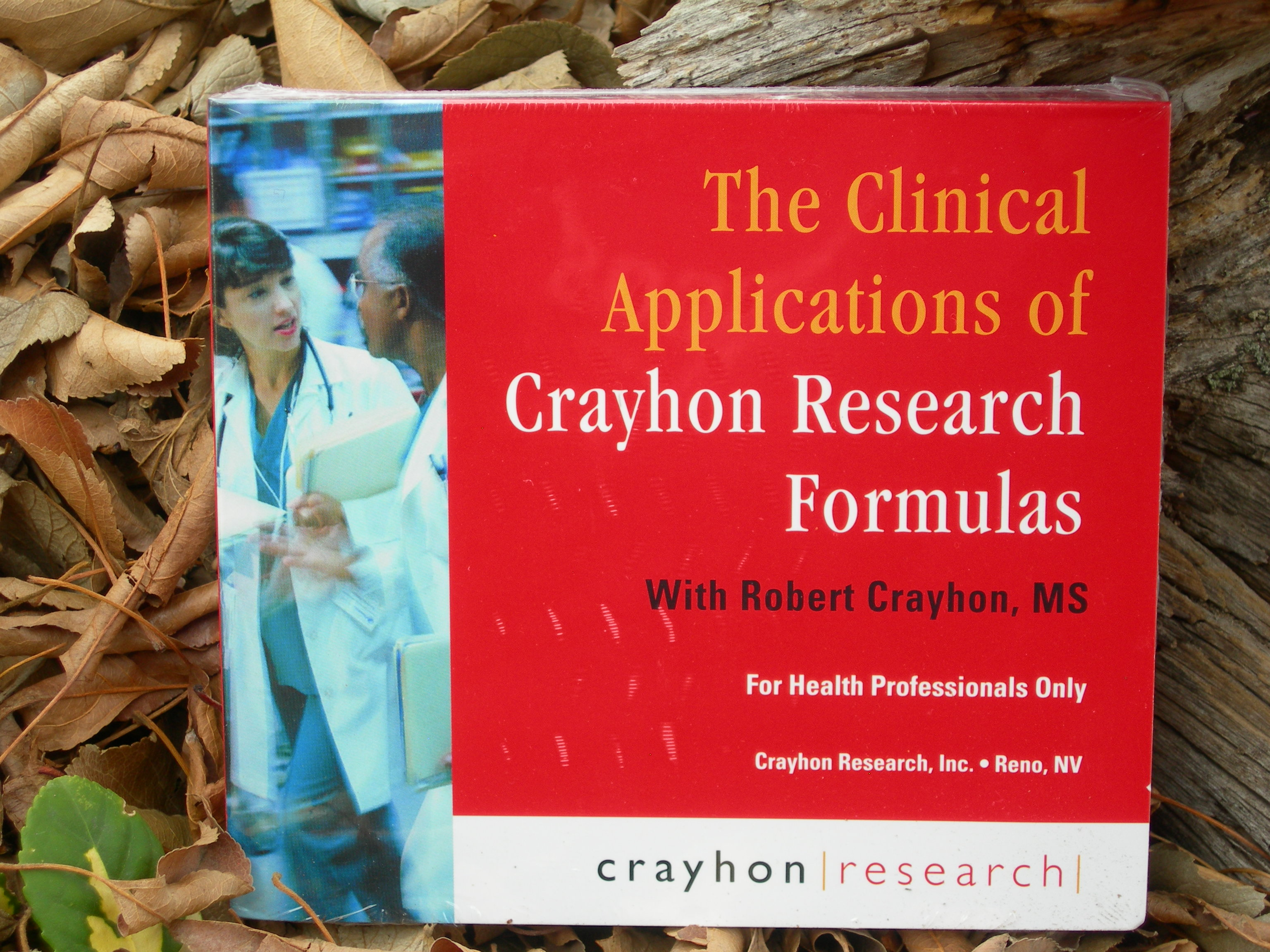 Crayhon Research Formulas