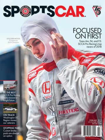 SCCA Magazine Content