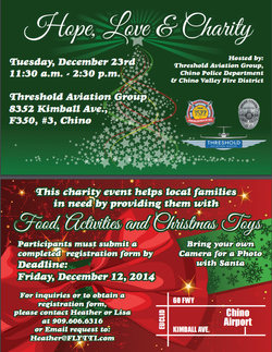2014 event flyer