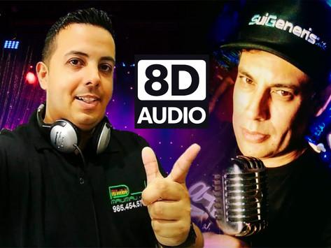 Rádio Sui Generis | Será a primeira no Brasil a transmitir um programa em 8D