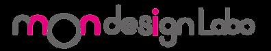 mon design Laboロゴ