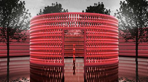 SPX-Localism Pavilion