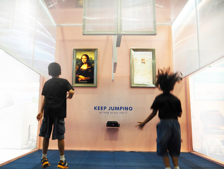 Jumping Gallery