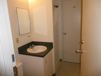 Single Housing - Shared Bathroom