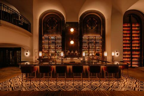 Rundle Bar - Main Bar