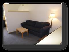 Shared Housing - Living Room