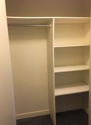 Single Housing - Closet