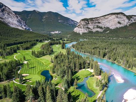 Banff Springs Golf Course