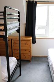 Shared Triple Housing - Bedroom