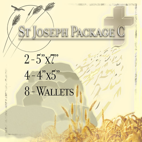 First Communion - Package C