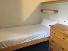 Shared Double Housing - Bedroom