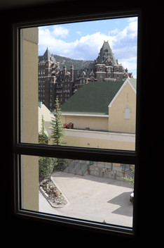 Staff Housing Building - Views