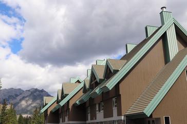 Staff Housing Building