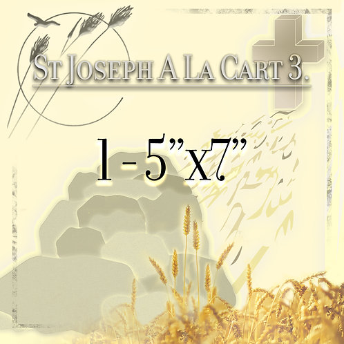 St Joseph A La Cart 3.